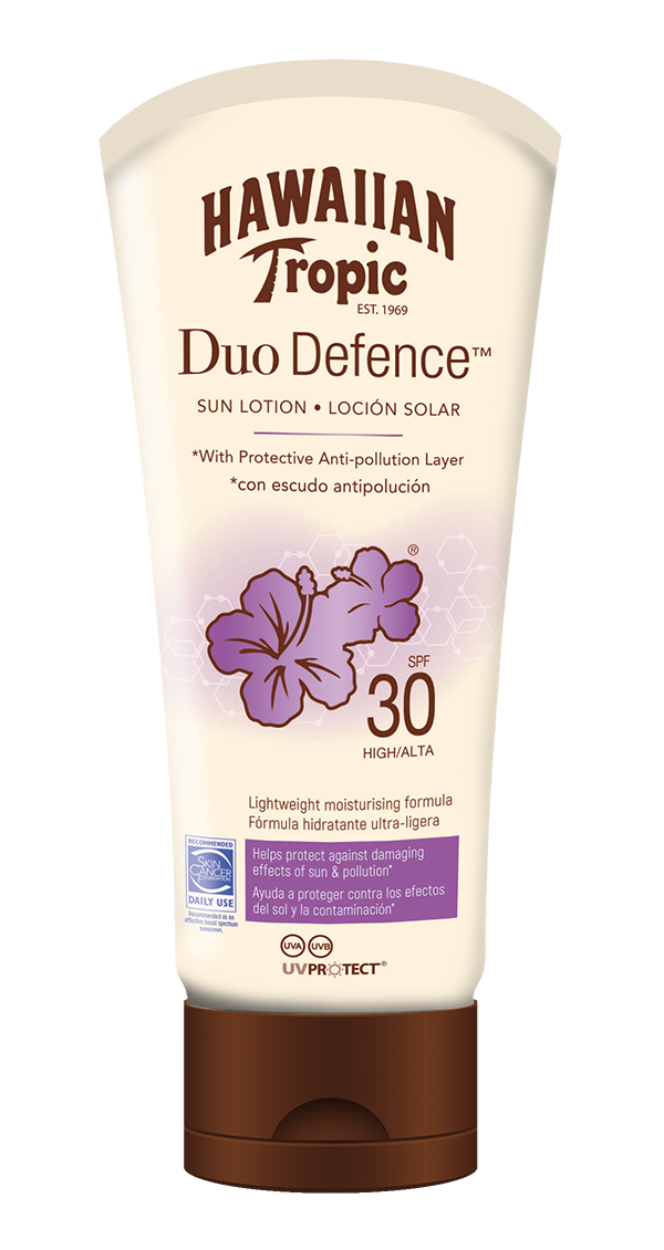 Lotion solaire Duo Defence